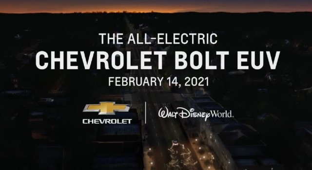 2022 Chevy Bolt EUV release date