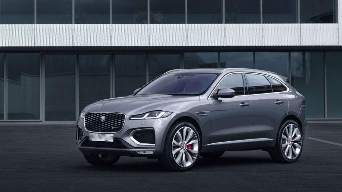 2022 Jaguar F-Pace price