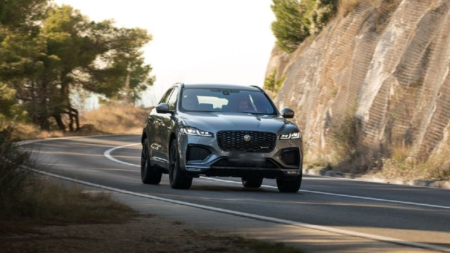 2022 Jaguar F-Pace release date