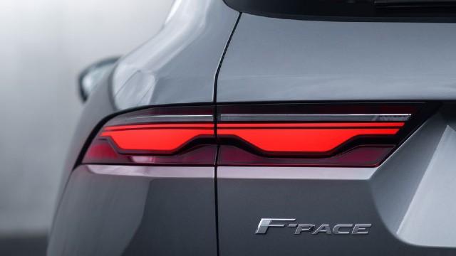 2022 Jaguar F-Pace specs