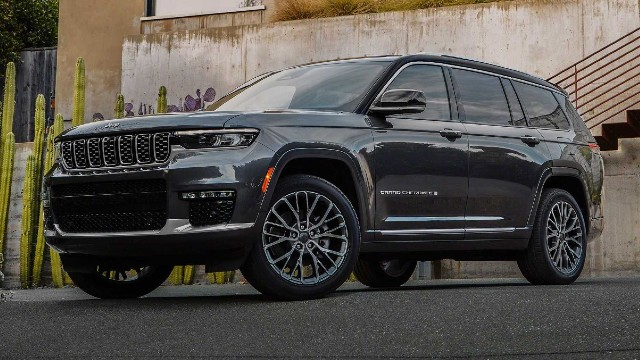 2022 Jeep Grand Cherokee Hybrid release date
