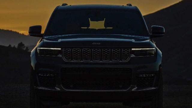 2022 Jeep Grand Cherokee Hybrid specs