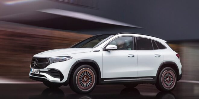 2022 Mercedes-Benz EQA release date