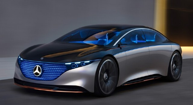 2022 Mercedes-Benz EQS price