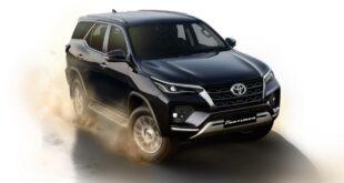 2022 Toyota Fortuner Hybrid price