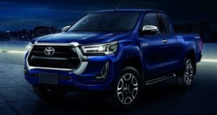 2022 Toyota Hilux Hybrid price