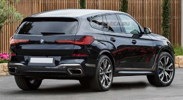 2022 BMW X8 price