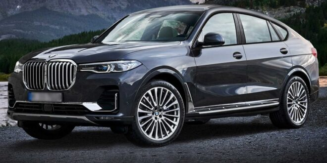 2022 BMW X8 suv