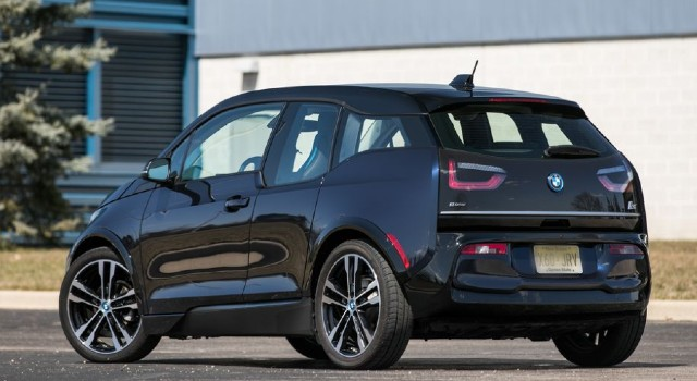 2022 BMW i3 colors