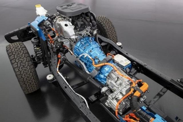 2022 Jeep Gladiator 4xe Plug-In Hybrid price