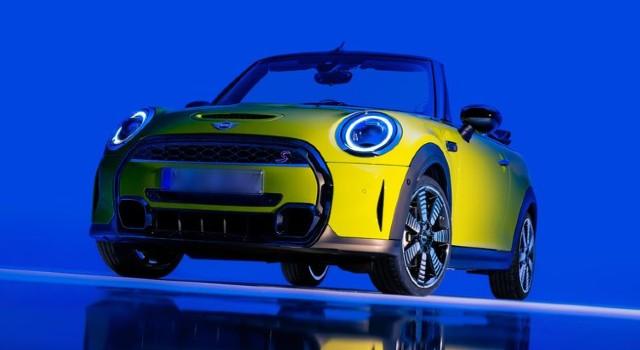 2022 Mini Cooper Electric redesign