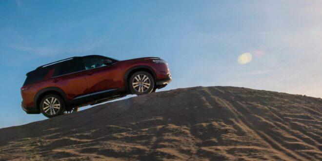 2022 Nissan Pathfinder release date