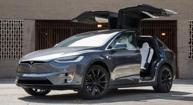 2022 Tesla Model X range