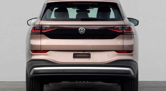 2022 Volkswagen ID.6 dimensions