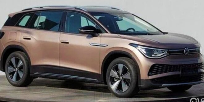 2022 Volkswagen ID.6 price