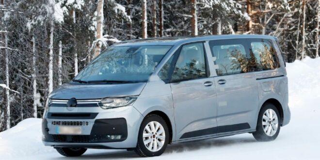 2022 Volkswagen T7 release date