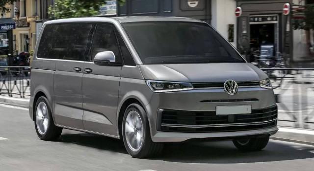 2022 Volkswagen T7 rendered