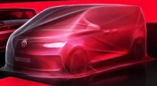 2022 Volkswagen T7 reveal