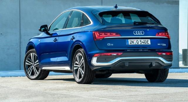 2022 Audi Q5 Plug-In Hybrid design