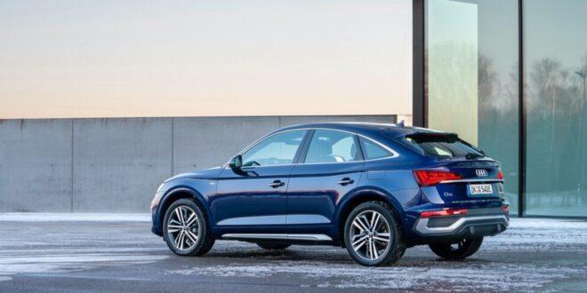 2022 Audi Q5 Plug-In Hybrid price