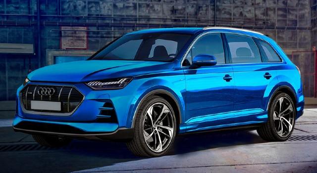 2022 Audi Q6 e-tron design