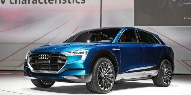 2022 Audi Q6 e-tron price