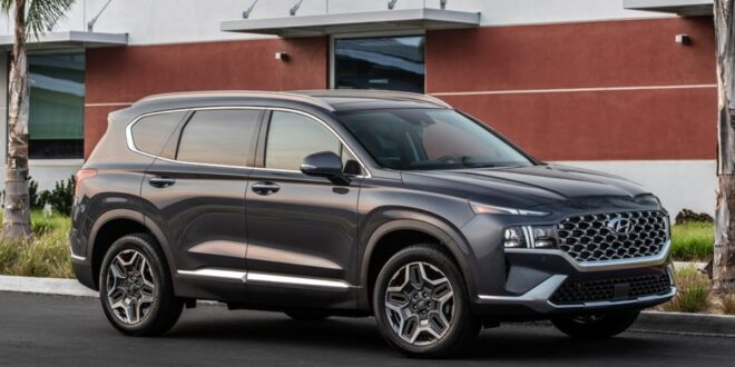 2022 Hyundai Santa Fe Plug-In Hybrid price