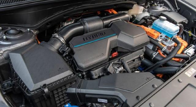 2022 Hyundai Santa Fe Plug-In Hybrid specs
