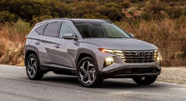 2022 Hyundai Tucson N Line Design