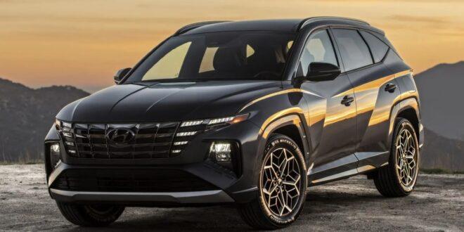 2022 Hyundai Tucson N Line Price