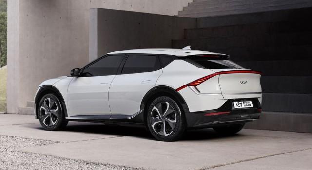 2022 Kia EV6 Design