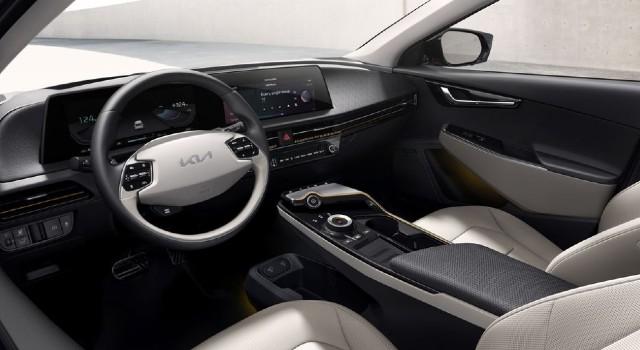 2022 Kia EV6 Interior