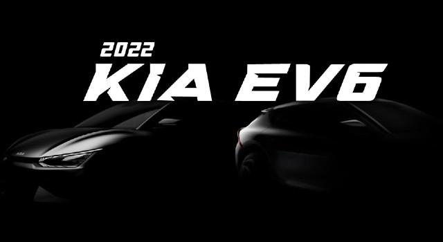 2022 Kia EV6 Release Date