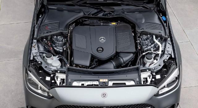 2022 Mercedes-Benz C-Class hybrid