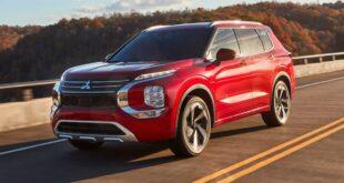 2022 Mitsubishi Outlander PHEV price