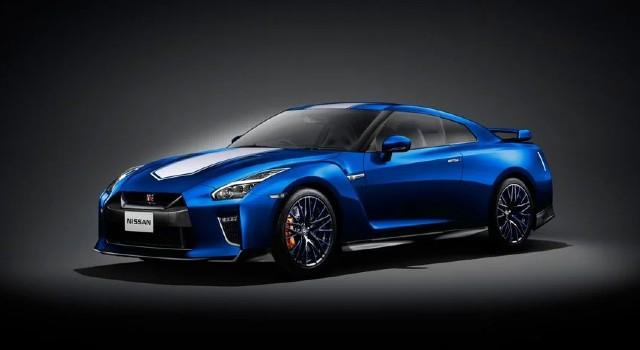 2022 Nissan GT-R Hybrid release date