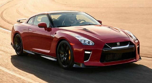 2022 Nissan GT-R Hybrid top speed