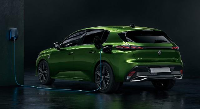 2022 Peugeot 308 hybrid