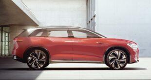 2022 Volkswagen ID.6 X release date