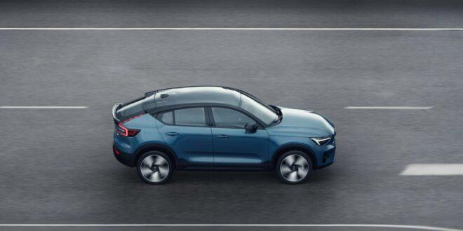 2022 Volvo C40 Recharge Release Date