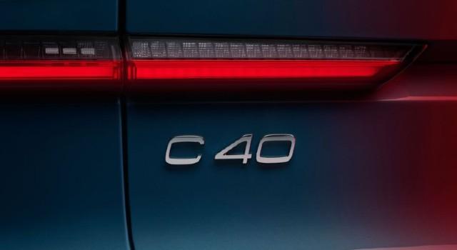 2022 Volvo C40 Recharge specs