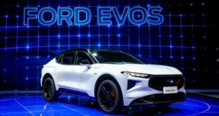 2022 Ford Evos price
