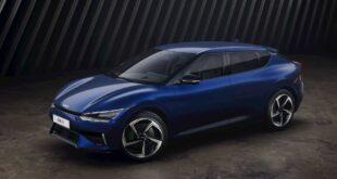 2022 Kia EV6 GT price