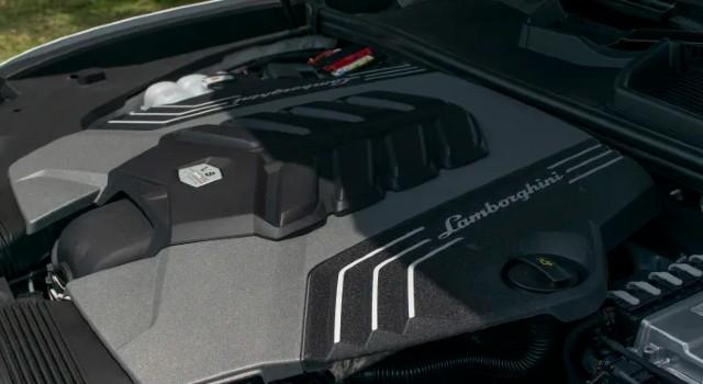 2022 Lamborghini Urus PHEV
