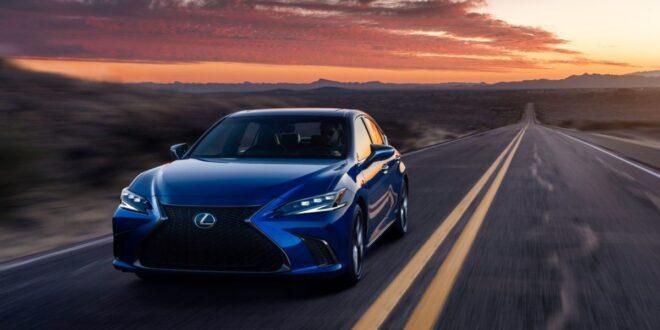 2022 Lexus ES price