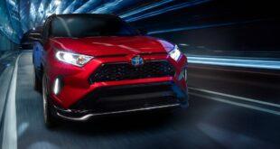 2022 Toyota RAV4 Prime Release Date