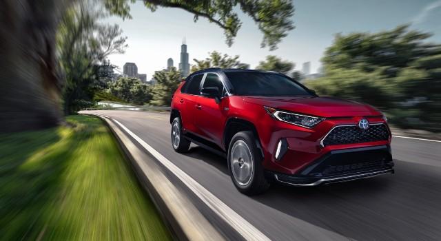 2022 Toyota RAV4 Prime XSE