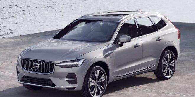 2022 Volvo XC60 price