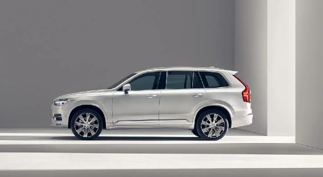 2022 Volvo XC90 Recharge Plug-In Hybrid price