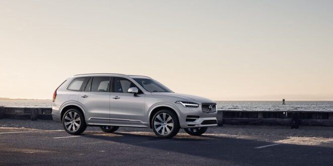 2022 Volvo XC90 Recharge Plug-In Hybrid release date